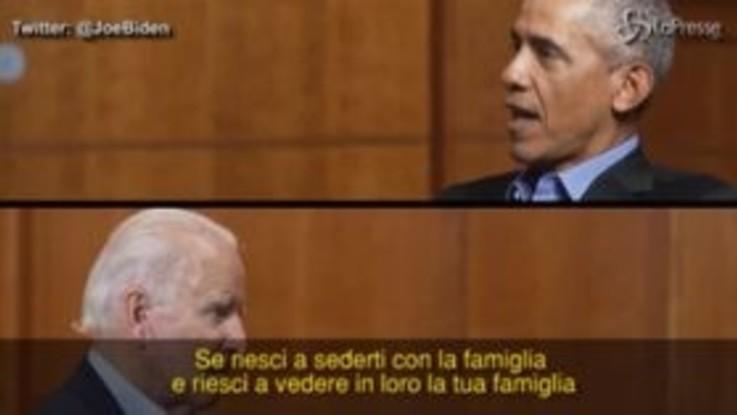 """Coronavirus, Obama e Biden contro Trump: """"Un presidente non può non assumersi certe responsabilità"""""""