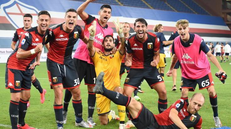 Serie A, scatto del Genoa verso la salvezza. il Lecce condanna il Brescia