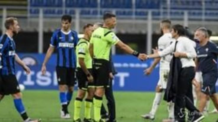 Serie A: un pari per l'Inter, Juve a un passo dallo scudetto