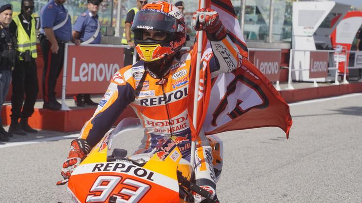 "MotoGp, Marquez brucia le tappe. Honda: ""Tornerà domenica a Jerez"""