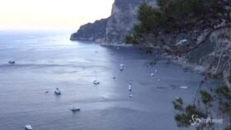 "Coronavirus, a Capri con la mascherina nei week end. Il sindaco: ""Dobbiamo tutelarci"""