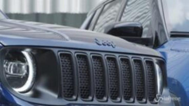 Fca, Renegade e Compass Phev: le ibride di Jeep