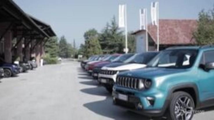 Fca, alla scoperta di Jeep Compass e Renegade 4xe | VIDEO