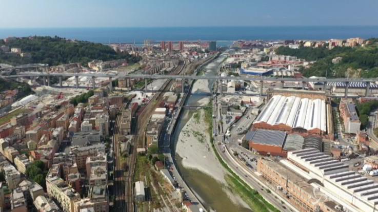 'Il Nuovo Ponte di Genova. Costruire il futuro': il 27/7 concerto del Maestro Pappano che dirige l'Orchestra Accademia S. Cecilia