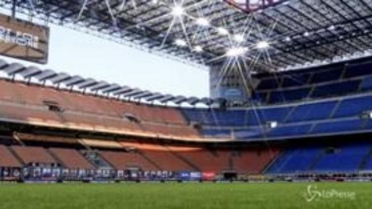 Calcio, sfida a San Siro tra Milan e Atalanta