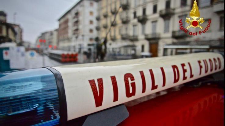 La Spezia, rogo in una Rsa: morto un anziano
