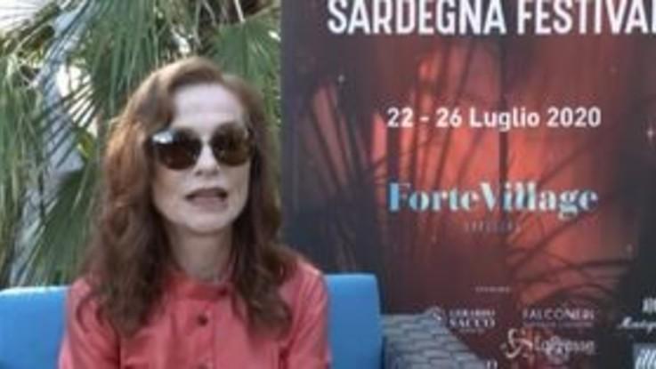 """Cinema, Huppert: """"Con Placido film su Caravaggio, non sarà un biopic"""""""