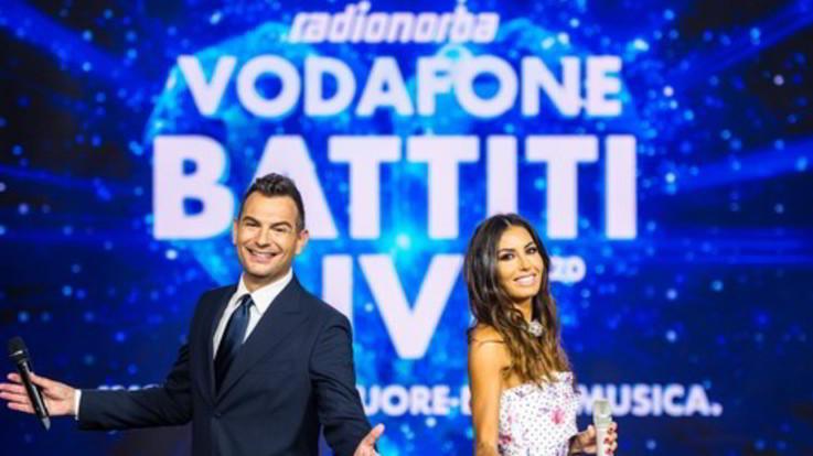 Lunedì in prima serata su Italia 1 'Battiti Live'