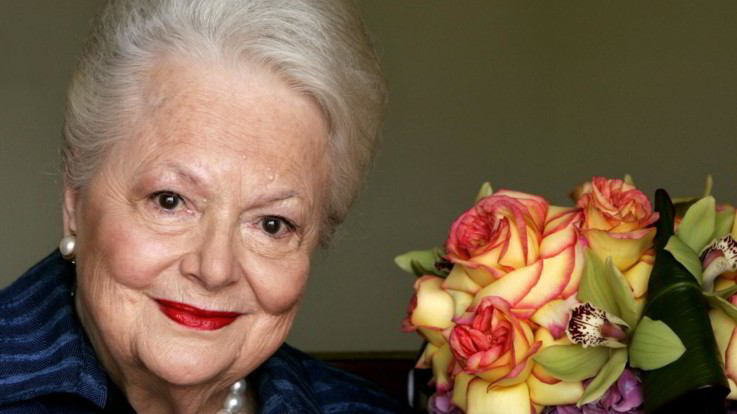 Addio a Olivia de Havilland, ultima star di 'Via col vento'
