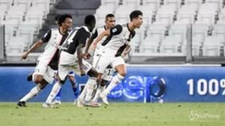Juventus campione d'Italia: nono scudetto consecutivo