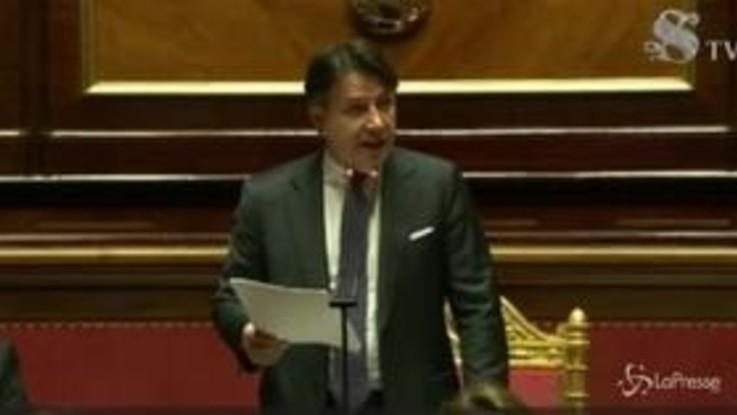 Covid, Conte chiede proroga dello stato di emergenza