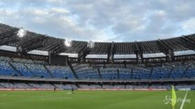 Serie A, stasera sfida Inter-Napoli