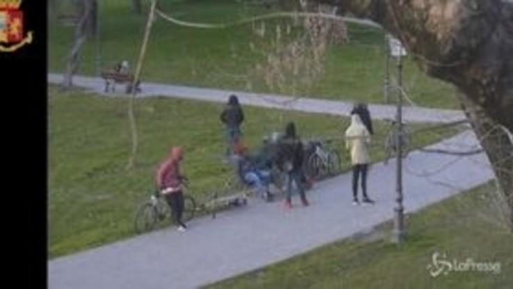 Vicenza, due parchi trasformati in piazze spaccio droga: 23 in carcere