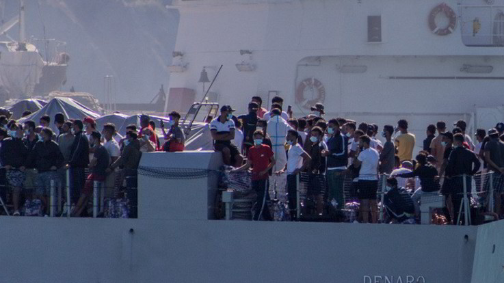 Migranti, Oim: Guardia costiera libica spara: 3 morti e 4 feriti