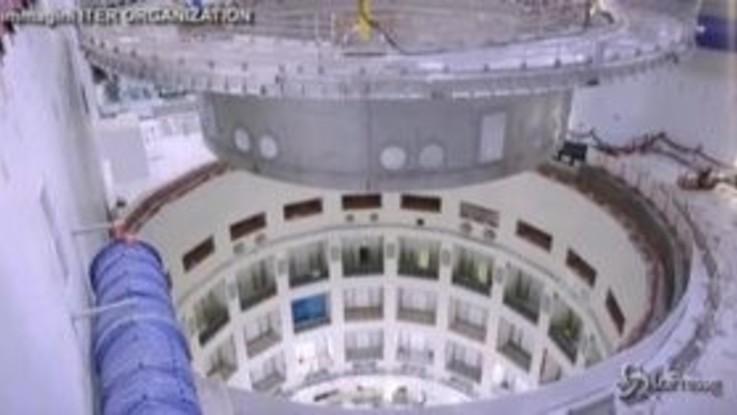 Francia, al via i lavori per l'assemblaggio del reattore internazionale Iter