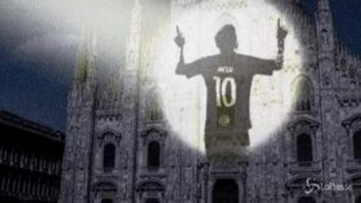 Messi all'Inter? Suning fa sognare i tifosi nerazzurri