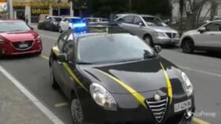 Udine, appalti irregolari: arrestato sindaco di Premariacco Roberto Trentin