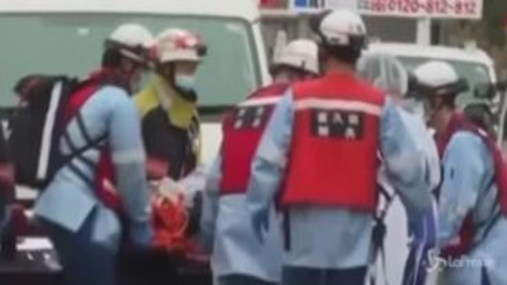 Giappone, fuga di gas ed esplosione in un ristorante: un morto e 17 feriti