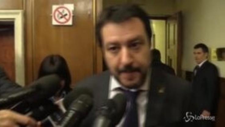 Open Arms, il Senato decide su processo a Salvini