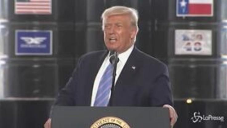 Usa, Trump ipotizza rinvio delle presidenziali