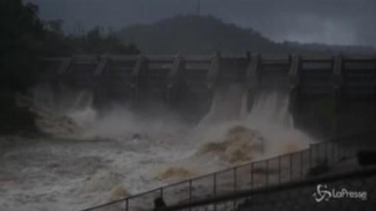 La tempesta Isaia diventa uragano, il Porto Rico dichiara lo stato d'emergenza