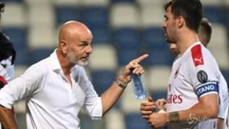 """Milan, Pioli: """"Prossimo anno obiettivo Champions"""""""