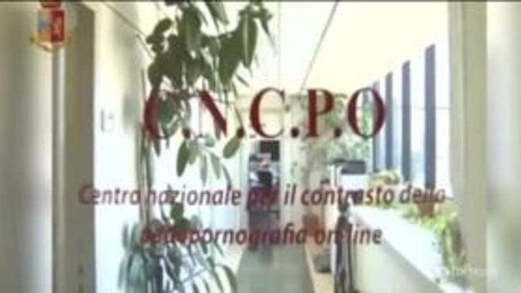 Cagliari, pedopornografia: tre denunce