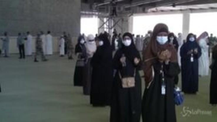 La Mecca, gli ultimi riti del pellegrinaggio