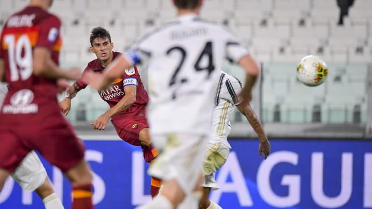 Higuain non basta: Juve beffata 3-1 dalla Roma, doppietta di Perotti