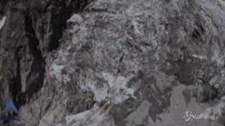Allerta ghiacciaio in Val Ferret, ora preoccupa il rialzo termico