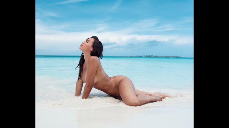 la modella Ana Cheri (fonte Instagram)