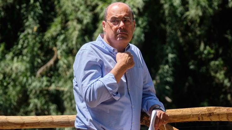 """Sì M5s a alleanze, Zingaretti: """"Ora più uniti, ma non sosterremo Raggi"""""""