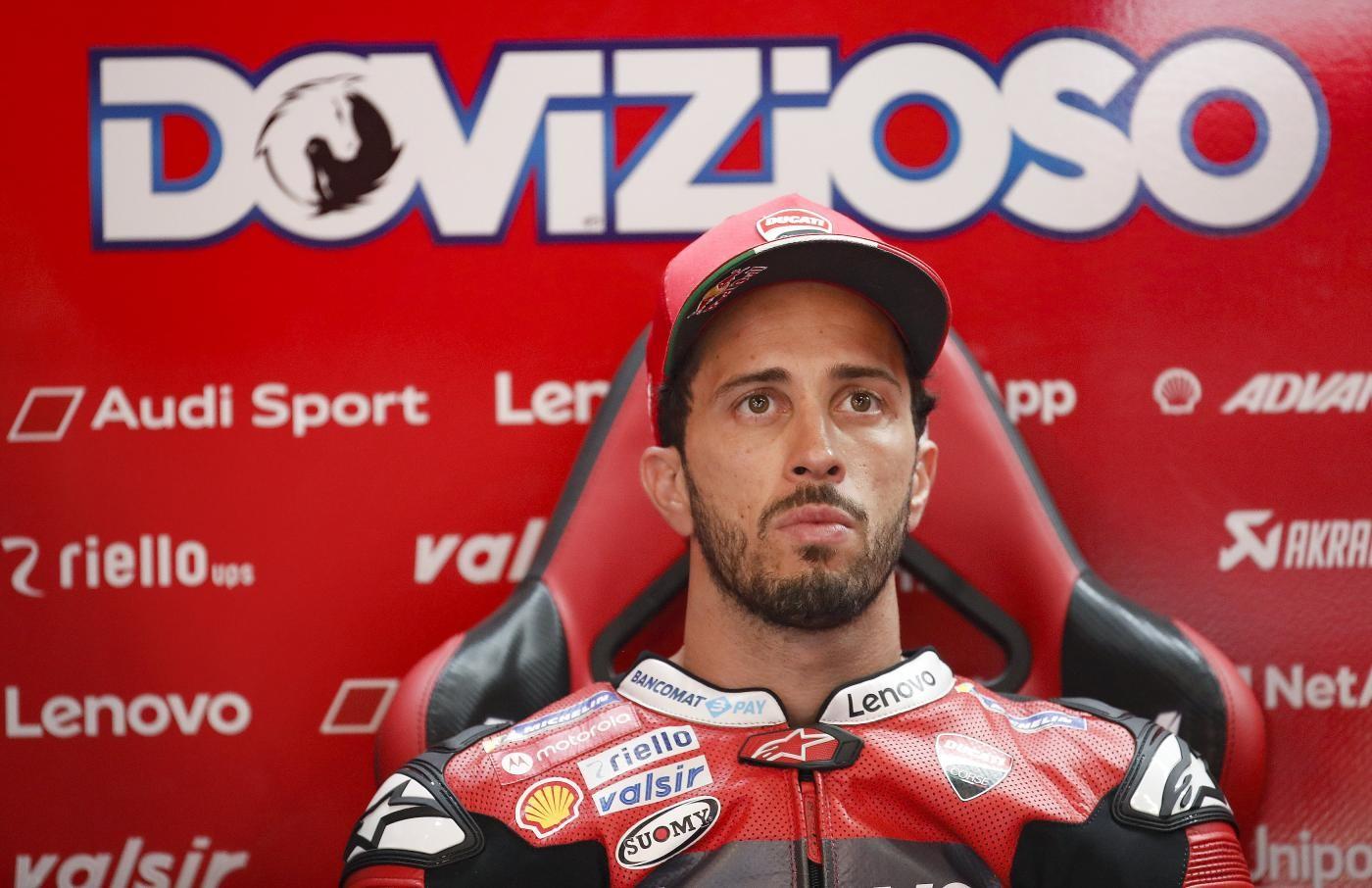 MotoGP, Dovizioso lascia la Ducati a fine stagione