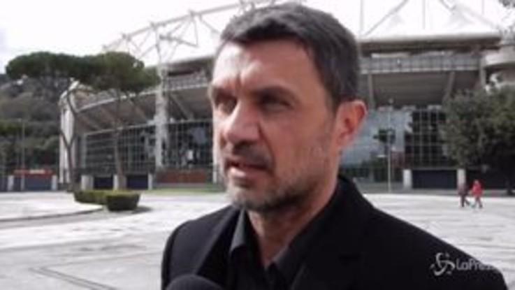 """Milan, Maldini: """"Rinnovo Ibra? vogliamo chiudere in tempi stretti"""""""