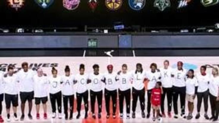 Caso Blake, NBA: stop ai playoff per protesta