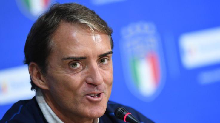 Calcio Nazionale, Mancini convoca 37 giocatori: prima per Bastoni, Caputo e Locatelli
