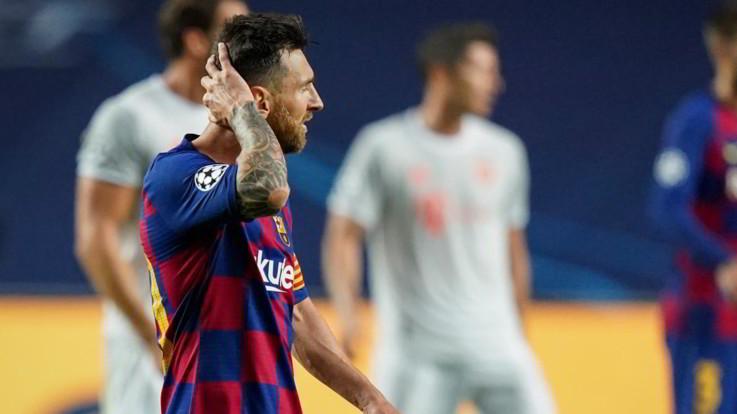 Media, Messi verso il Manchester City: vedrà Guardiola