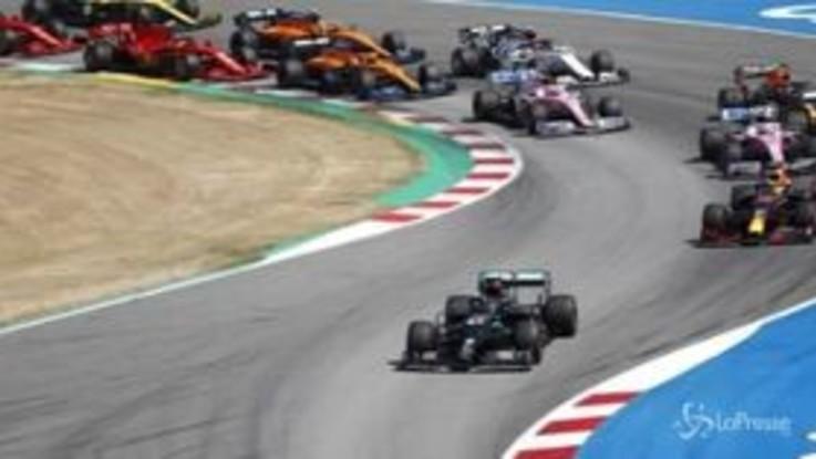 F1, GP del Mugello aperto a 3000 tifosi