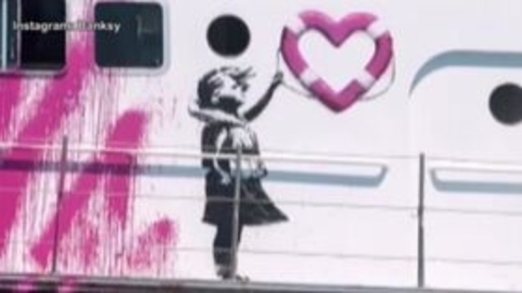Banksy: Ue ignora richieste soccorso, All Black Lives Matter