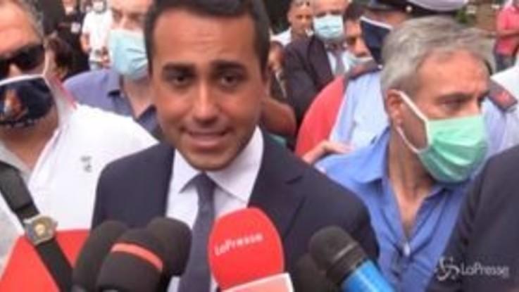 """Referendum, Di Maio: """"Taglio parlamentari è battaglia di buon senso"""""""
