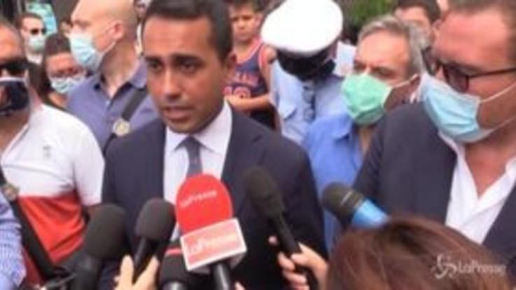 """Di Maio: """"Cittadini chiedono soluzione ai problemi, lontani da dinamiche di partito"""""""
