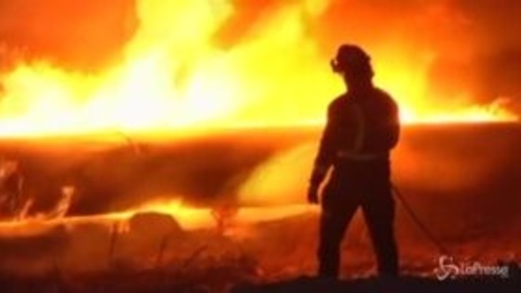 Spagna, incendi in Andalusia: evacuati in migliaia