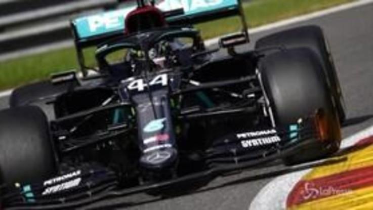 Formula 1: Hamilton trionfa anche in Belgio, lontane le Ferrari