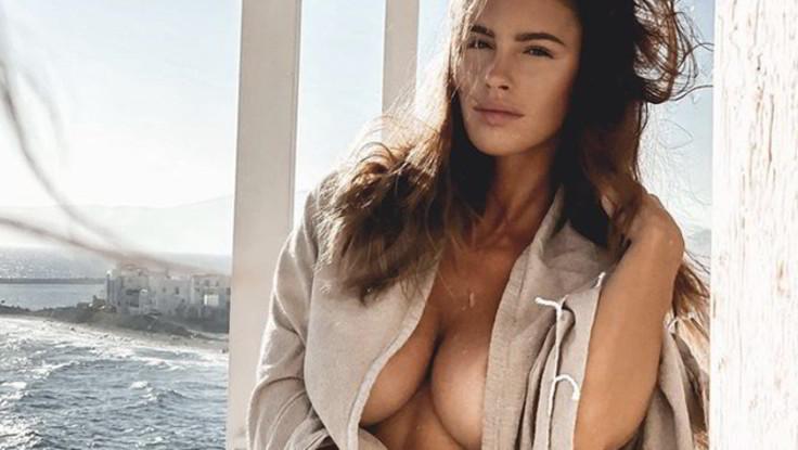 sexy-instagram, La lunga estate calda di Lucia Javorcekova