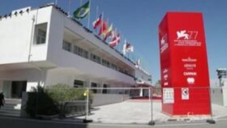 Mostra cinema Venezia al via il 2 settembre: ultimi preparativi in Laguna