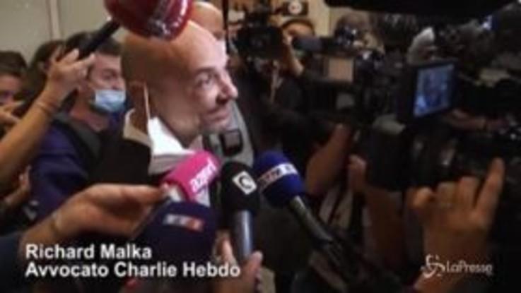 """Processo Charlie Hebdo, l'avvocato: """"Non dobbiamo avere paura né del terrorismo né della libertà"""""""