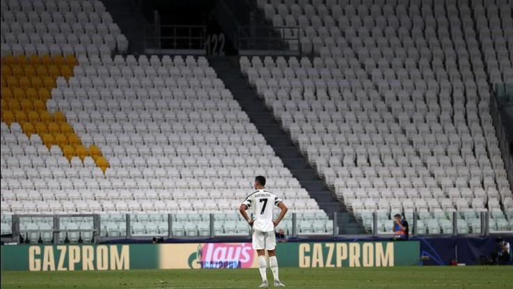 Juve e Regione Piemonte vogliono riaprire Stadium per esordio con la Samp