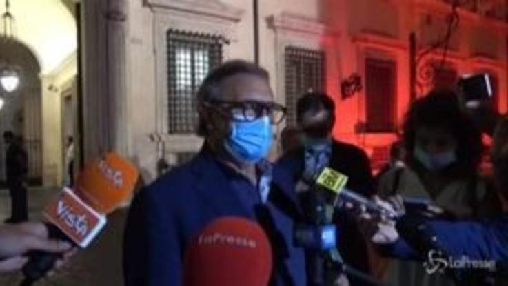 """Lampedusa, Martello incontra Conte: """"Ci sarà più attenzione sui nuovi arrivi"""""""
