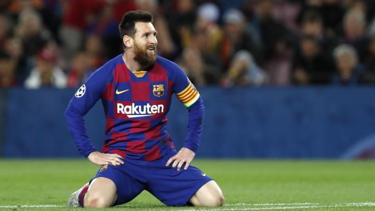 Barcellona, Messi potrebbe restare