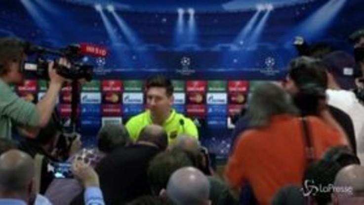 Calcio, Messi potrebbe restare al Barcellona